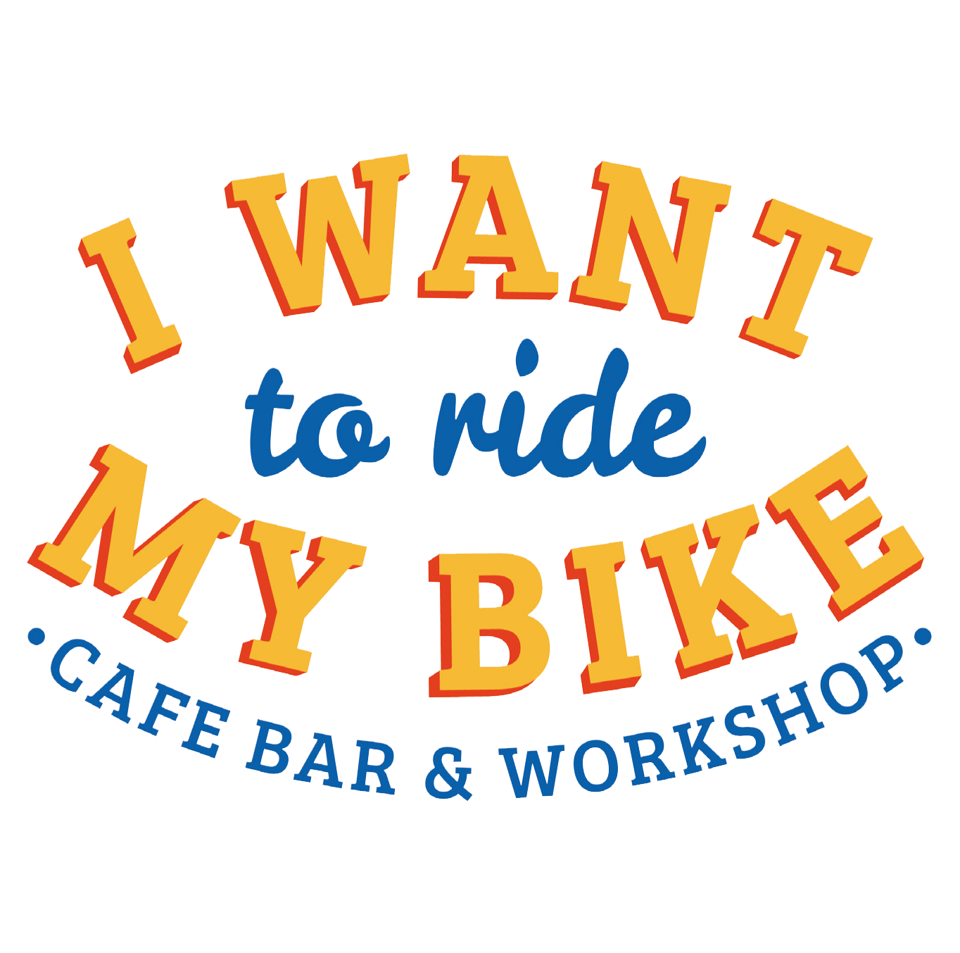 I Want to Ride my Bike – Cafe Bar and Workshop